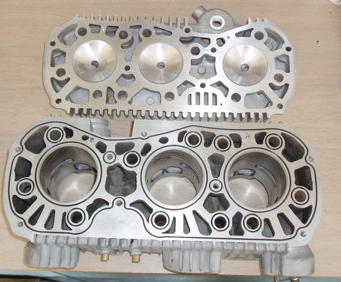 GT Block with O rings