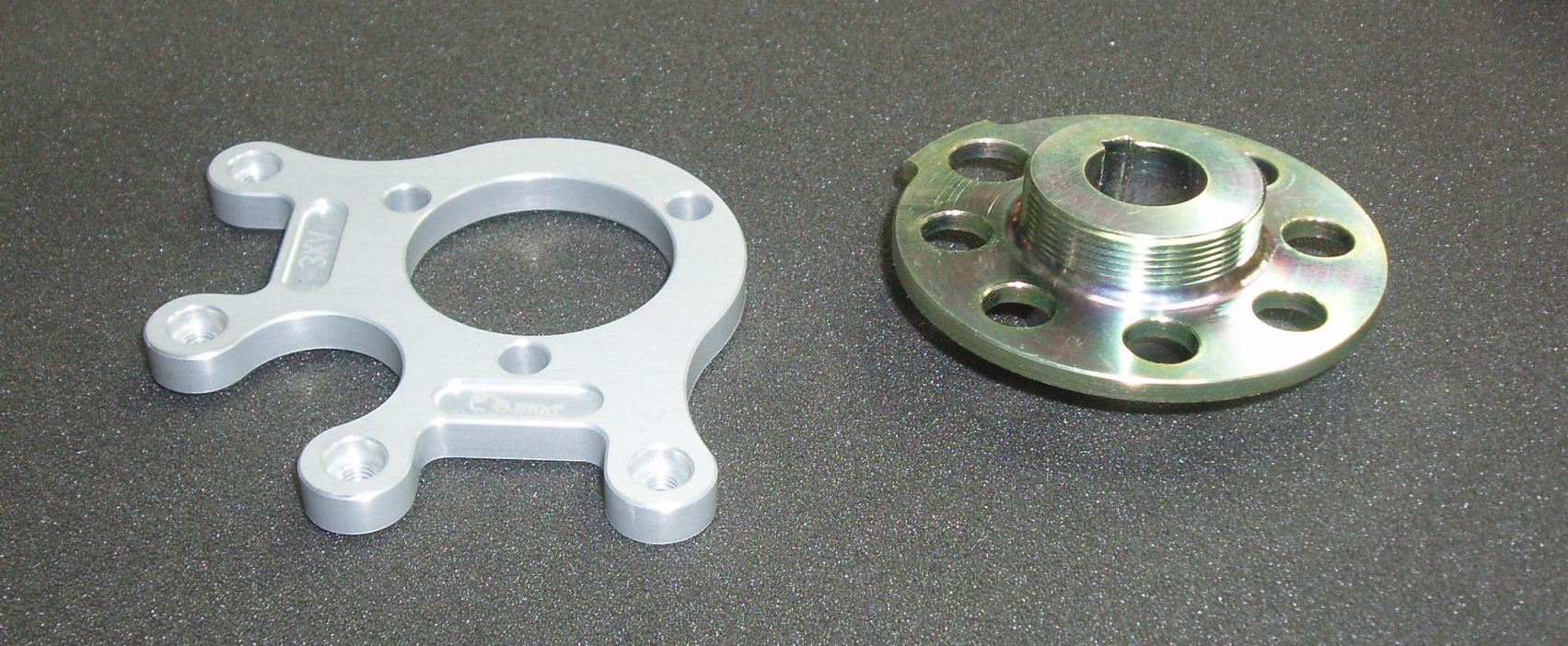 TZR 250 3XV Race Rotor and plate - BDK